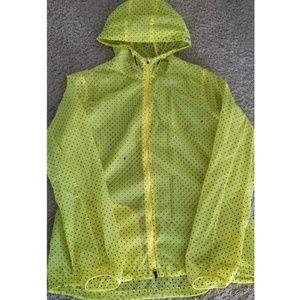 Transparent Nike Running Jacket